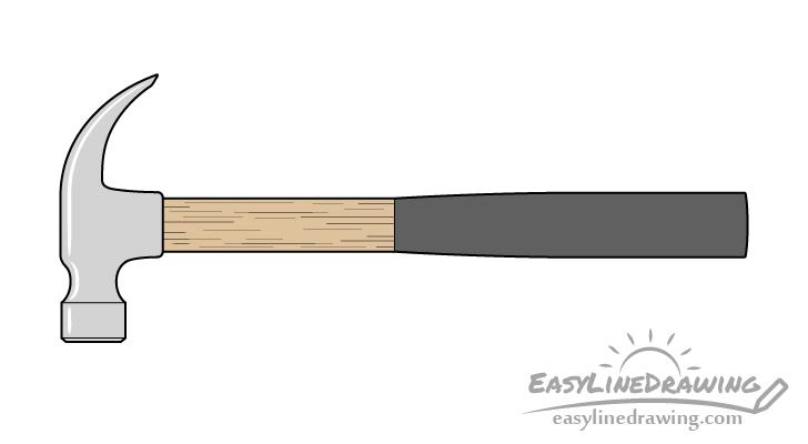 Hammer drawing