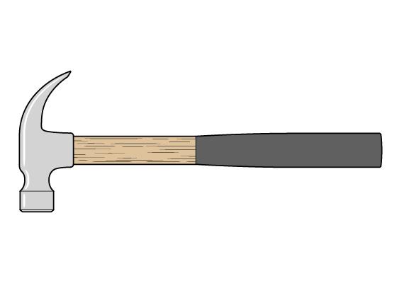 Hammer drawing tutorial