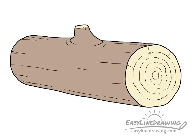 Log drawing