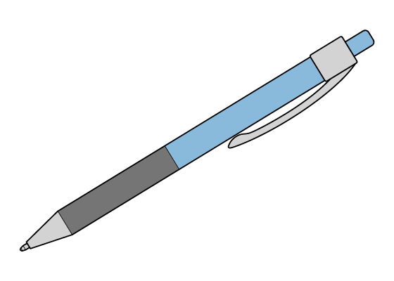 Pen drawing tutorial