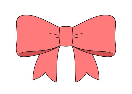 Ribbon drawing tutorial