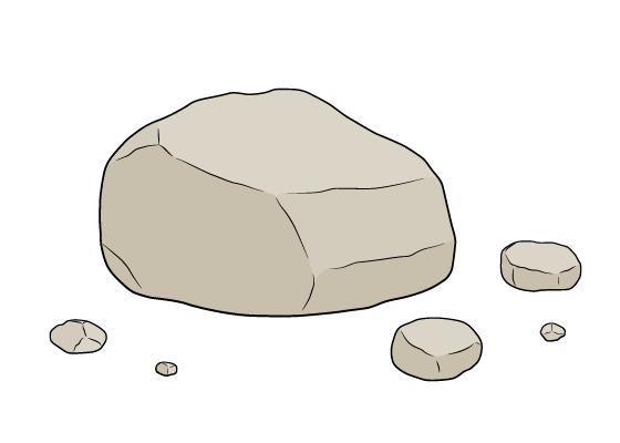 Rock drawing tutorial