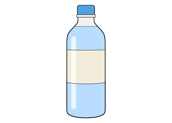 Bottle of water drawing tutorial