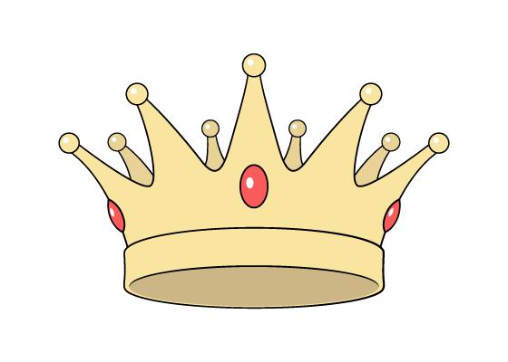 Crown drawing tutorial