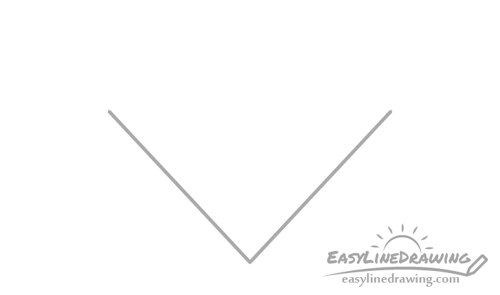 Diamond bottom drawing
