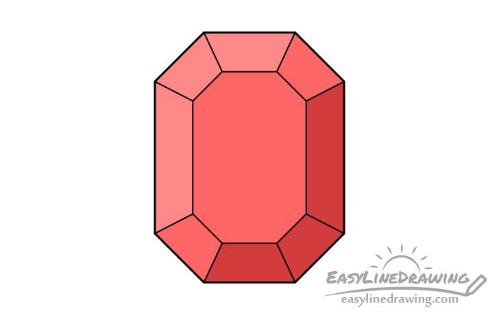 Ruby drawing