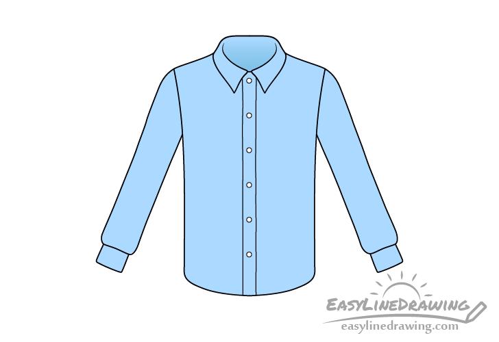 Shirt drawing