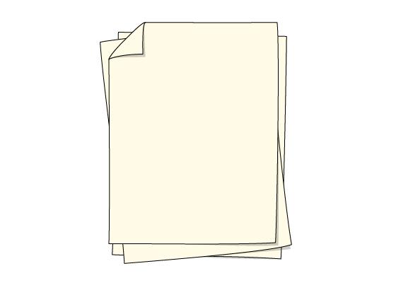 Paper drawing tutorial