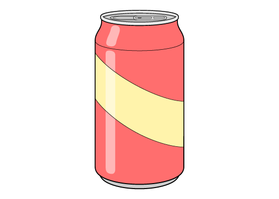 Pop can drawing tutorial