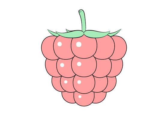 Raspberry drawing tutorial